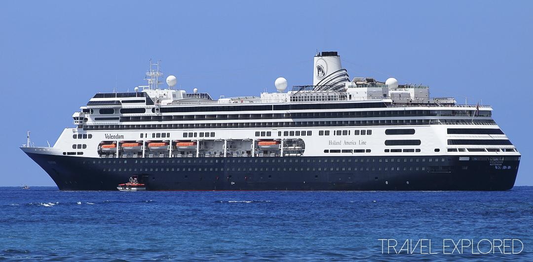 Holland America Line MS Volendam