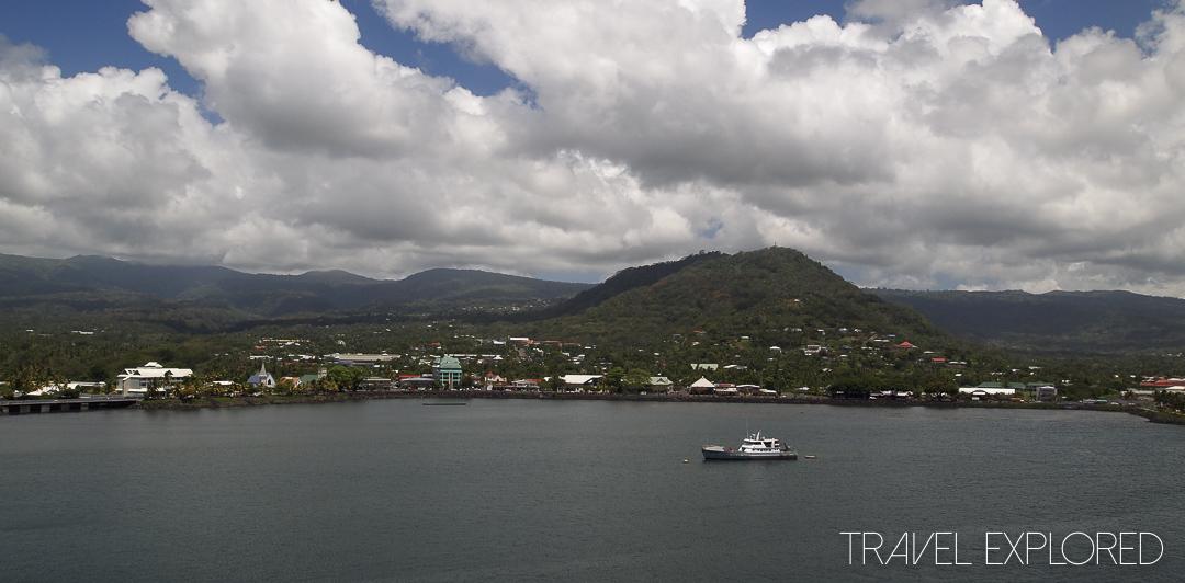Apia Coastline