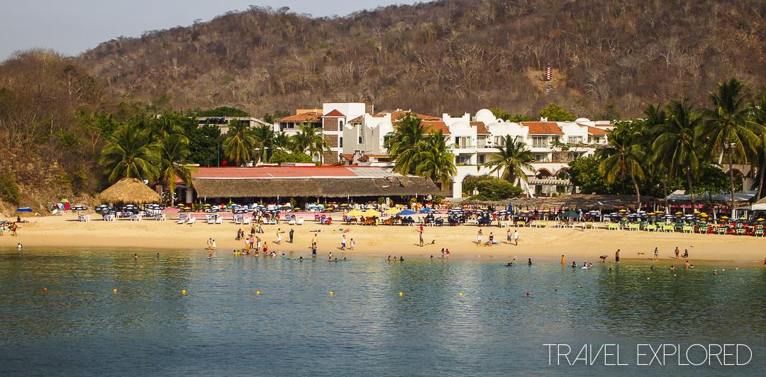 Huatulco - Beach
