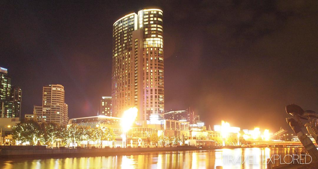 Melbourne - Crown Casinos Gas Brigades show