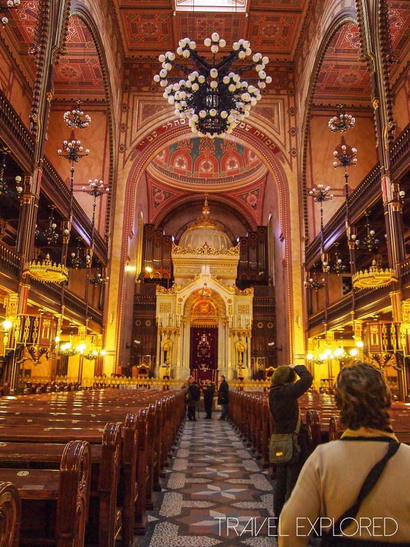 Budapest - Dohany Street Synagogue