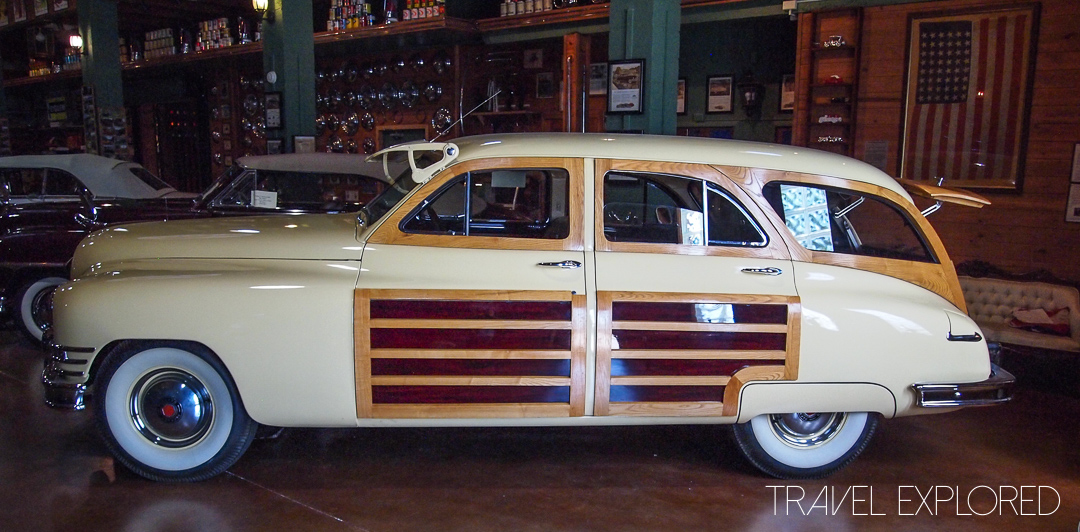 "Fort Lauderdale - 1948 Packard Model 2201 ""Woodie"""