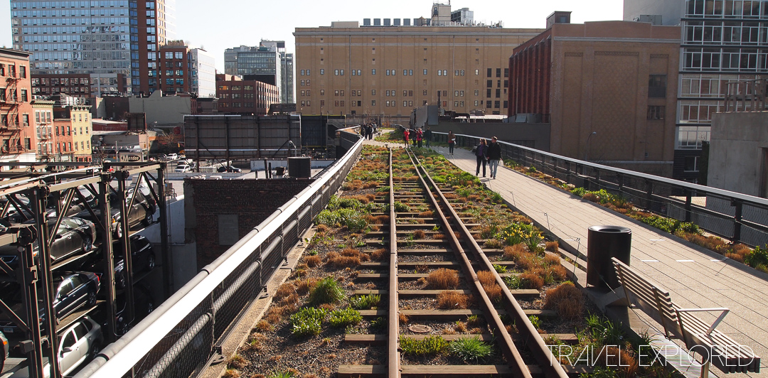 New York - Highline Park