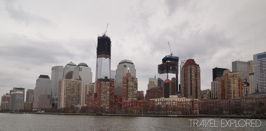 New York - World Trade Center Reconstruction