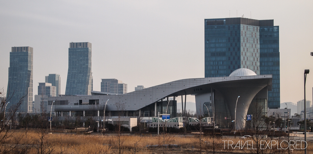 Seoul - Tomorrow City Building