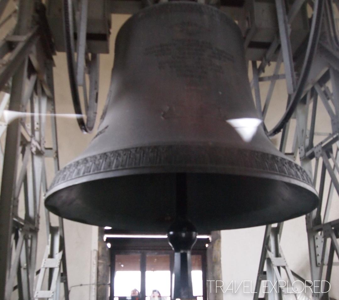 Vienna - St Stephen's Cathedral Largest Bell (Pummerin)