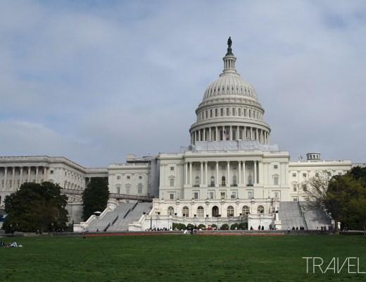 Washington - United States Capitol Building