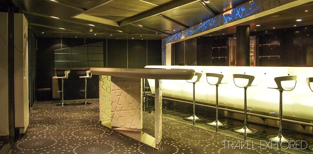 Nieuw Amsterdam - Northern Lights Nightclub Bar