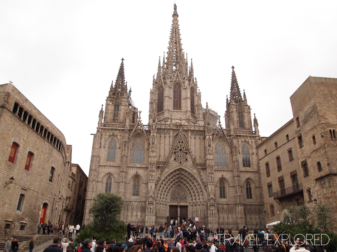 Barcelona - Cathedral