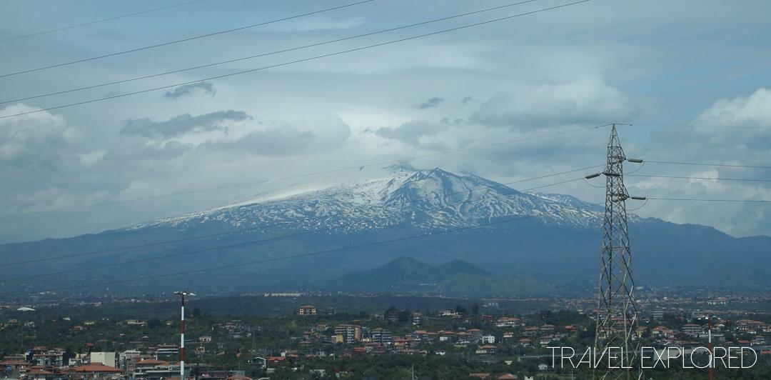 Catania - Mt Etna