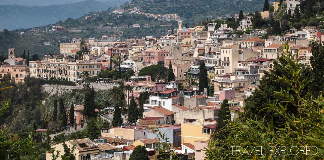 Catania - Taormina