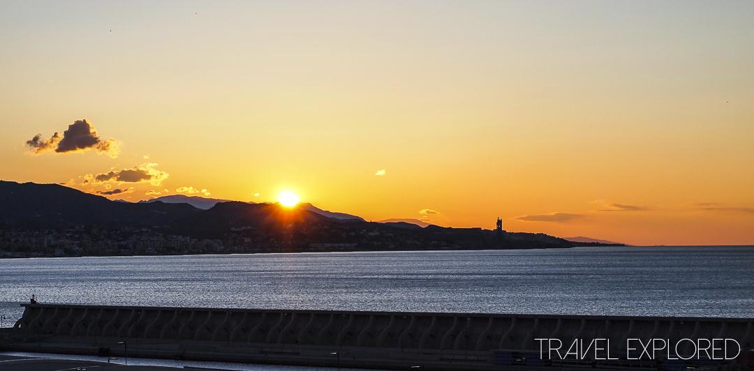 Malaga - Sunrise