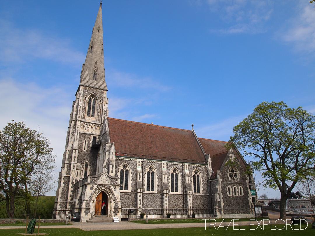 Copenhagen - St Albans Anglican Church