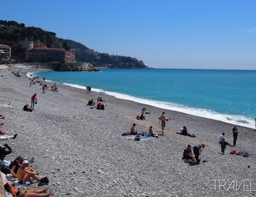 Nice - The Nice, Beach