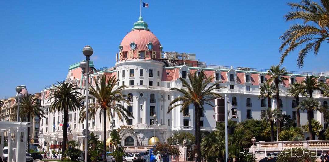 Nice - Le Negresco 5 Star Hotel