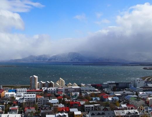 Reykjavik - View From Hallgrímskirkja (Church of Iceland)