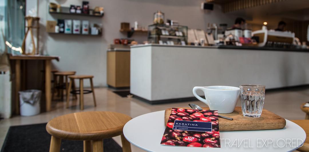 Brisbane Coffee - Pablo & Rusty's