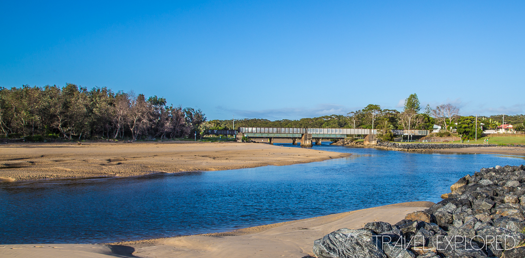 Canberra Road Trip - Coffs Creek, Coffs Harbour