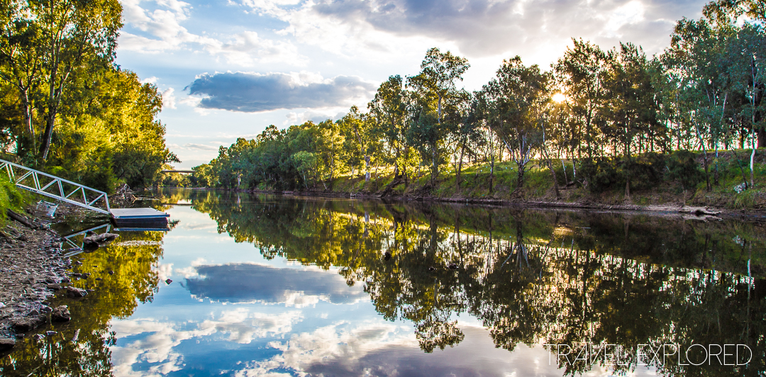 Dubbo Macquarie River