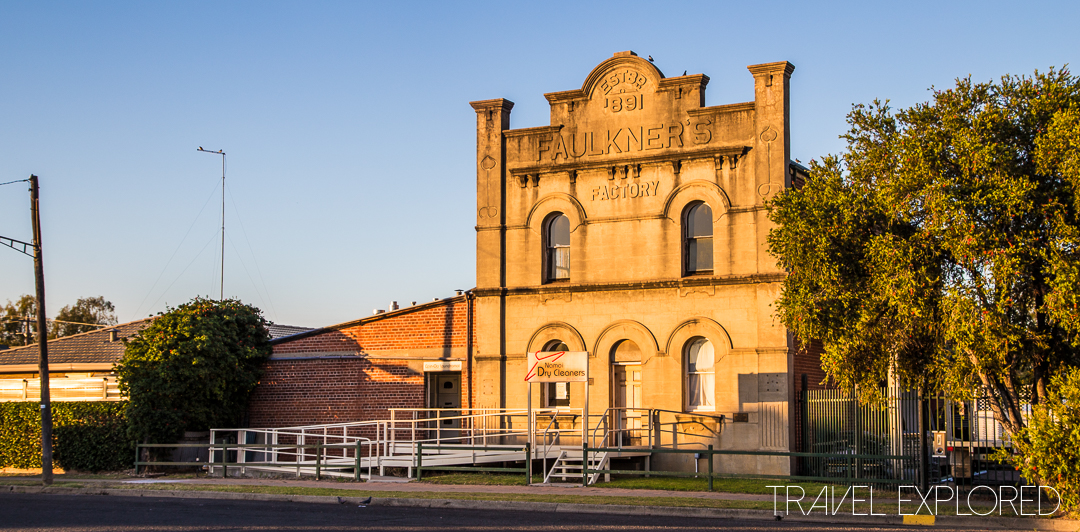 Narrabri - Faulkners Factory