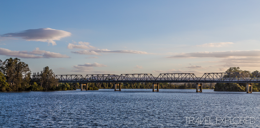 Taree - Manning River Bridge
