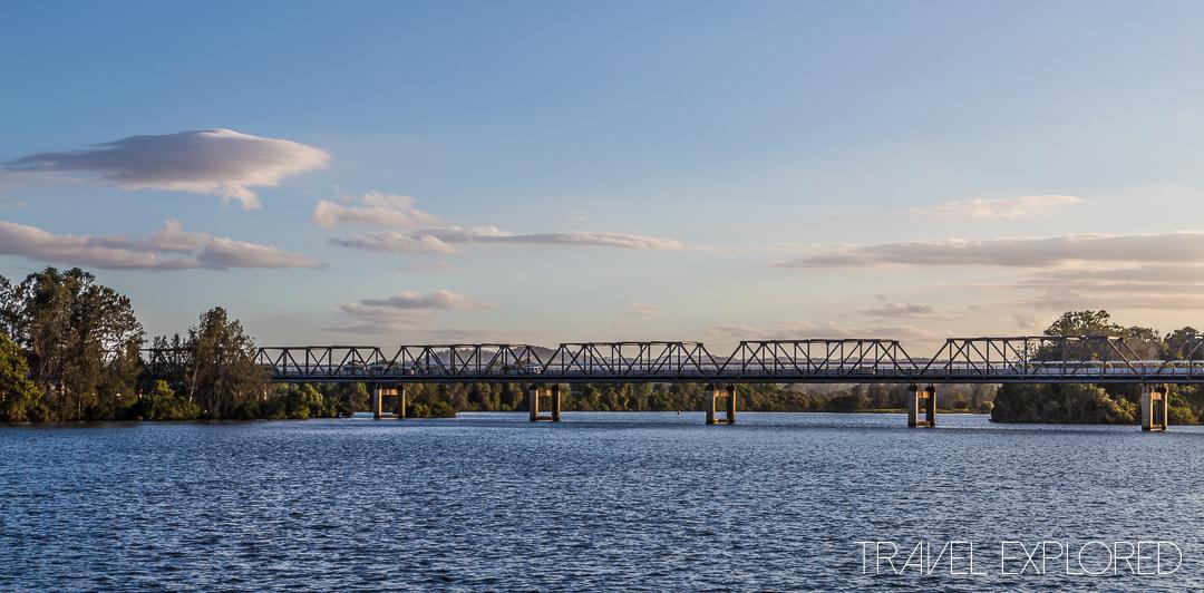 Taree - Manning River Bridge