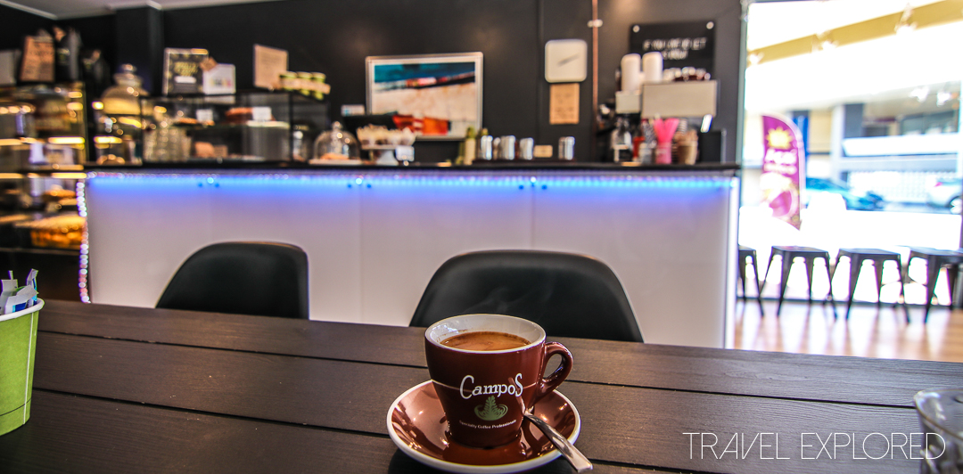 Coffee - The Urban, Caloundra