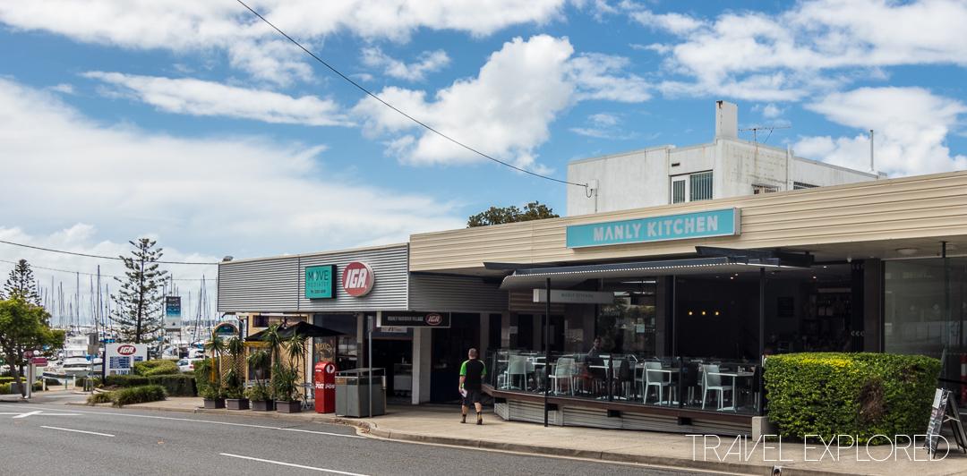 Manly Harbour Village - Cafes & Shops