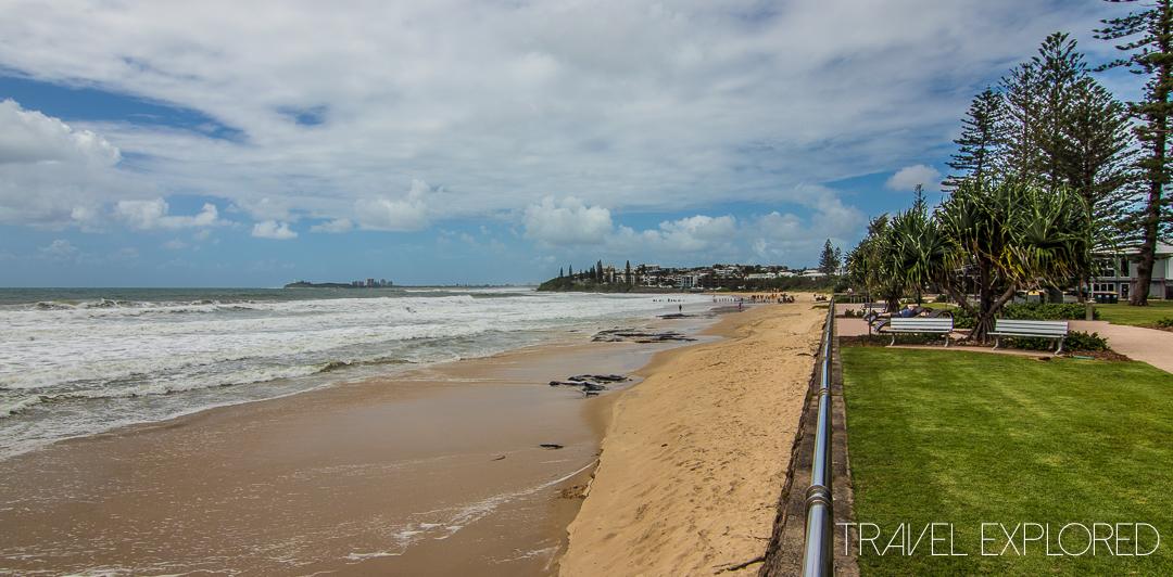 Alexandra Headland - Beach