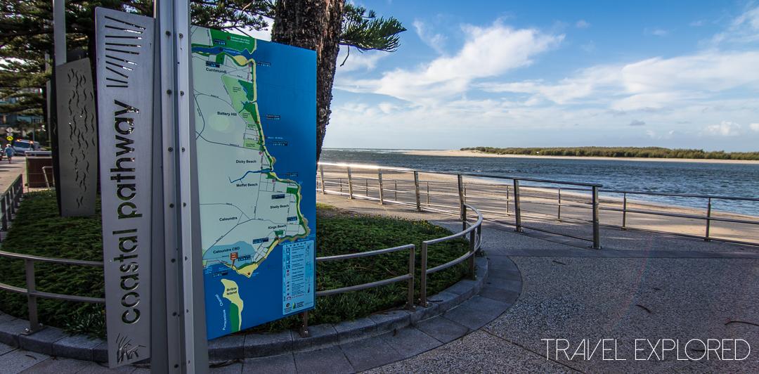 Caloundra - Coastal Pathway Signage