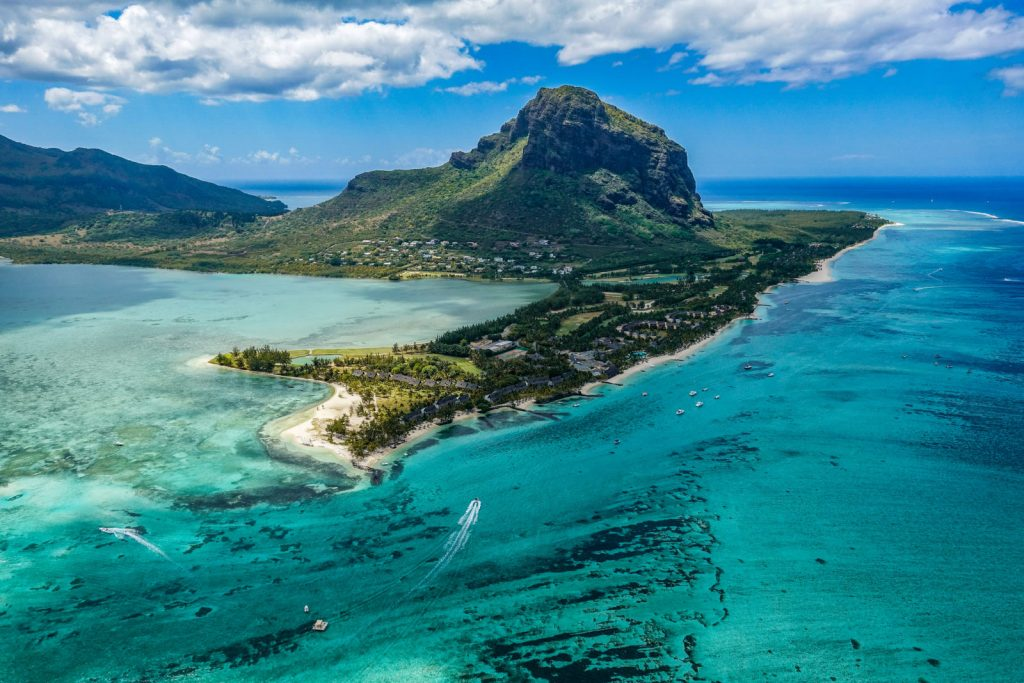 Paradis Beachcomber Golf Resort & Spa, Black River, Mauritius