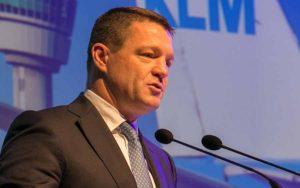 Pieter Elbers CEO of KLM