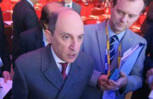Akbar Al Baker CEO of Qatar