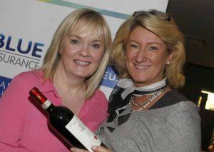 Majella Green of O'Hanrahan Travel and Olwen McKinney