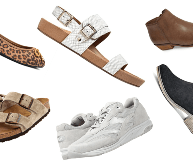 Comfortable And Cute Shoes For Wide Feet