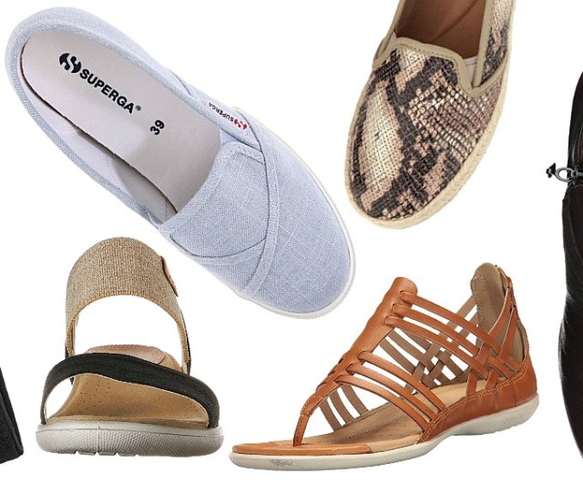 The Most Comfortable And Cute Walking Shoes For Travel