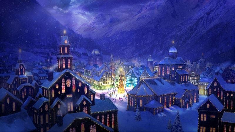 Winter holidays in Knoydart Scotland