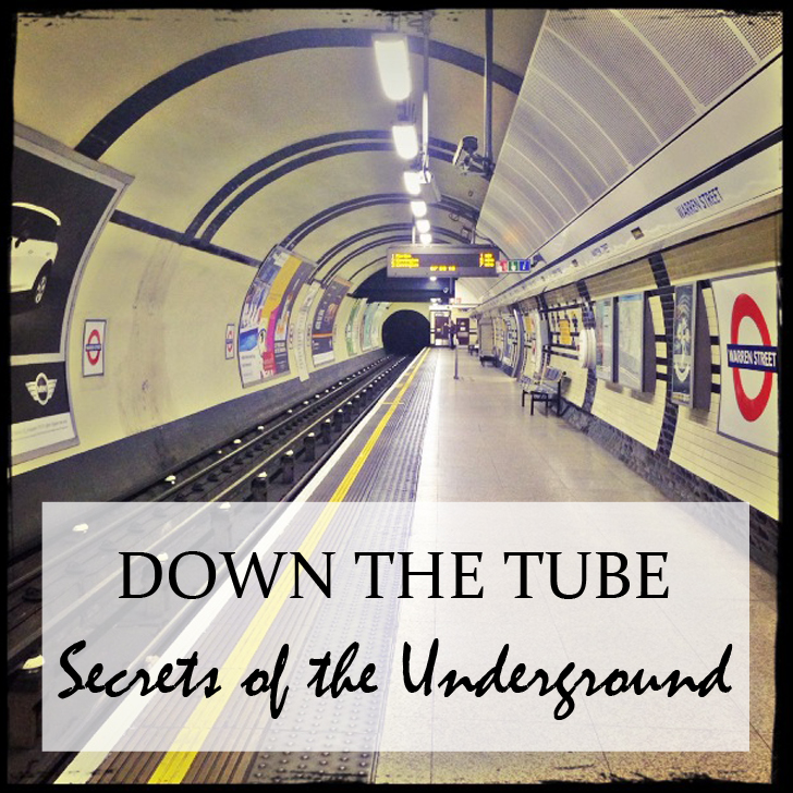 Secrets of the London Underground - Travel for a Living