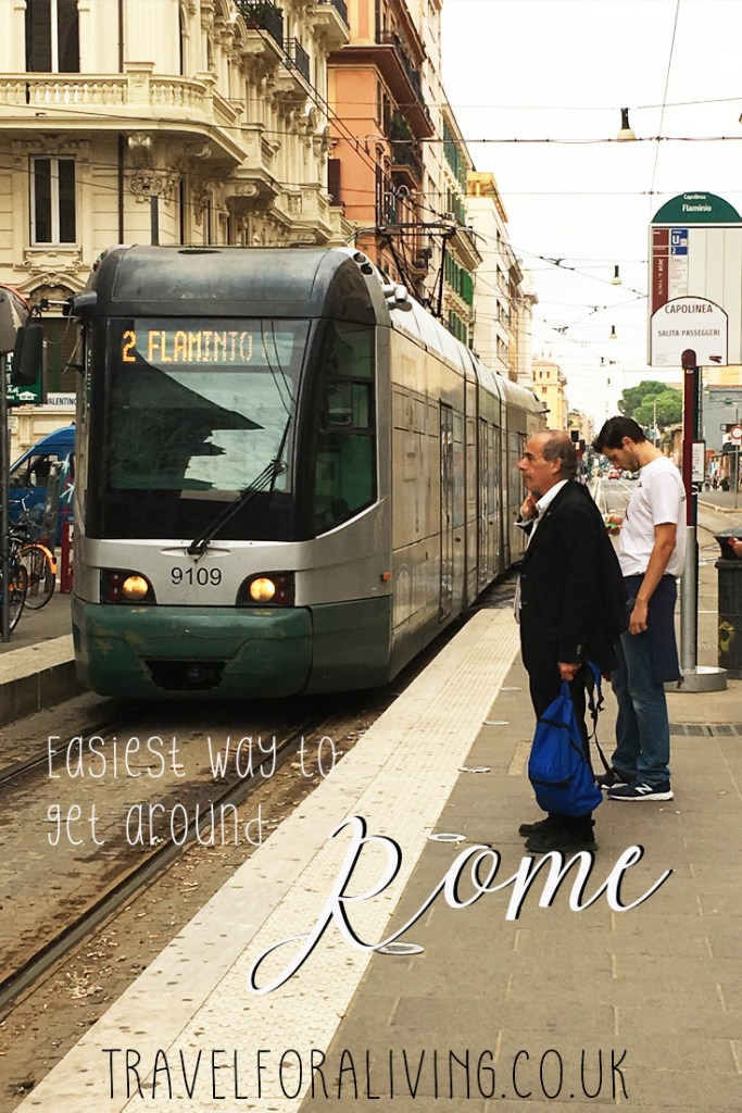 Easiest Way around Rome - Your guide to public transport in Rome - Travel for a Living
