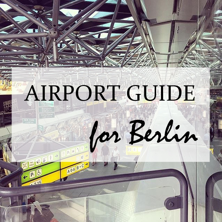 Which airport to pick for Berlin - Travel for a Living