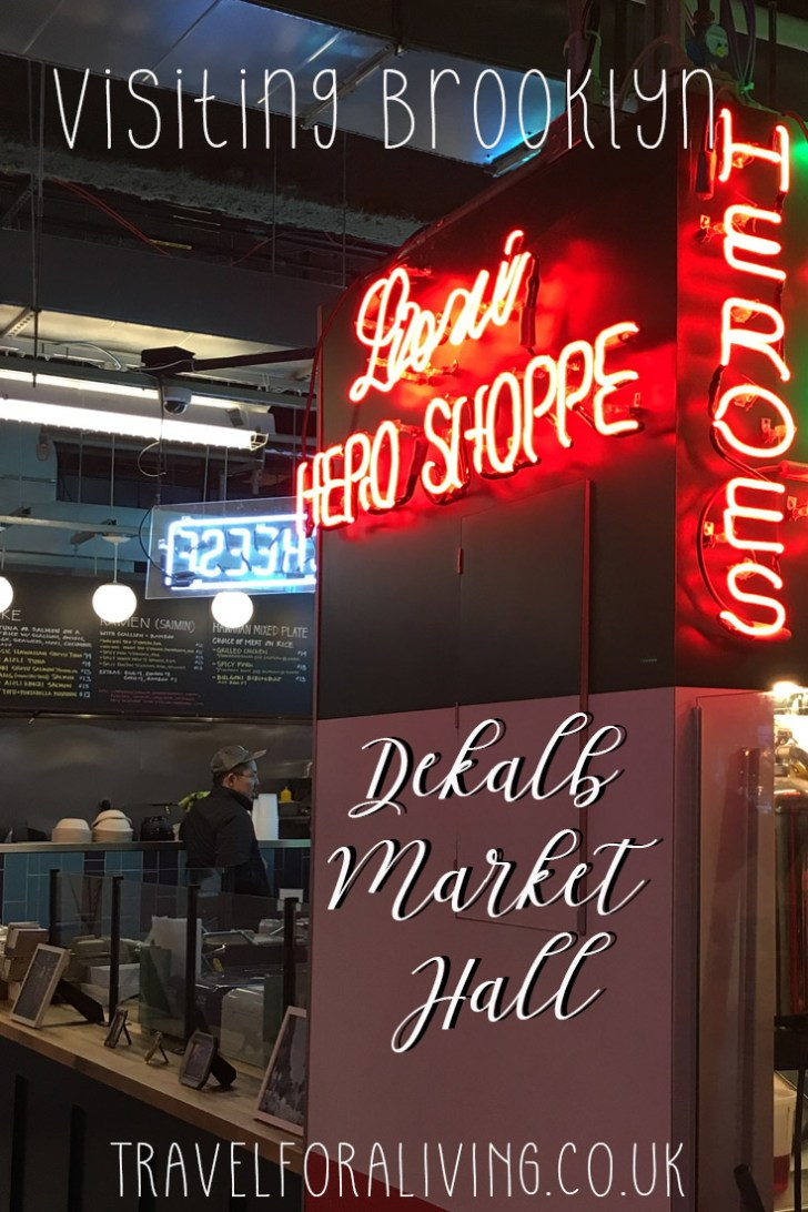 Visit Dekalb Market Hall Brooklyn - Travel for a Living