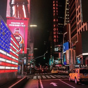 Exploring Times Square by night - Iconic New York City - Travel for a Living