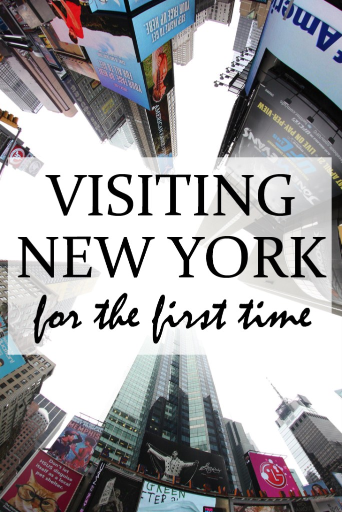 Visiting New York for the first time - Travel for a Living