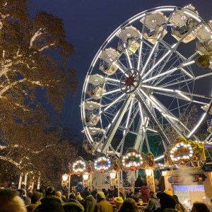 Wiener Christkindlmarkt - Travel for a Living
