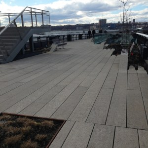 Walking the High Line - Travel for a Living