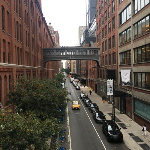City Views from the High Line - Travel for a Living