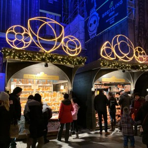 Christmas Wonderland in Vienna - Travel for a Living