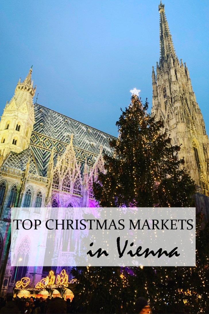Top Christmas Markets in Vienna - Travel for a Living