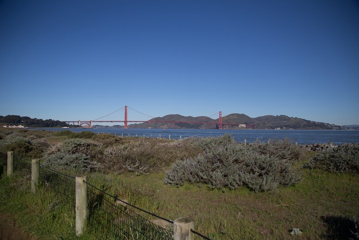 Perfect viewing spots for Golden Gate Bridge San Francisco - Travel for a Living