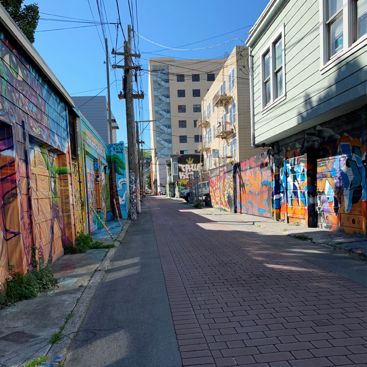 Exploring the Mission District - Our trip to San Francisco - Travel for a Living